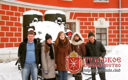 Молодежная секция Тульского землячества начала активную работу