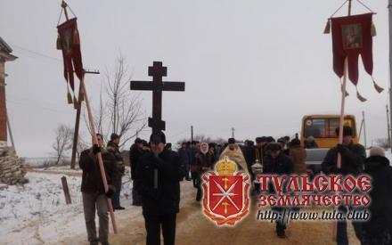 Крещенские встречи в Куркинском районе становятся доброй традицией