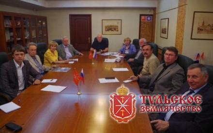 Тульское землячество теперь знают и в Крыму