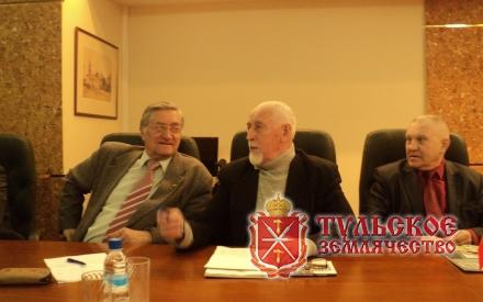 Состоялось первое в этом году заседание Совета землячества